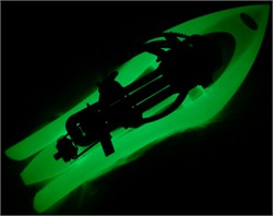 MORPHO presents LUMIO, the luminescent snowshoe