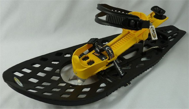 The best snowshoe binding on the market
